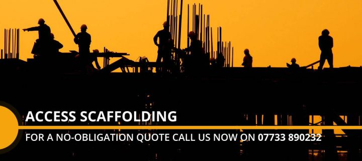 Stay Safe with Access Scaffolding in Nottingham!