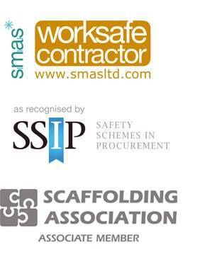 Scaffolding in Derby - Accreditations