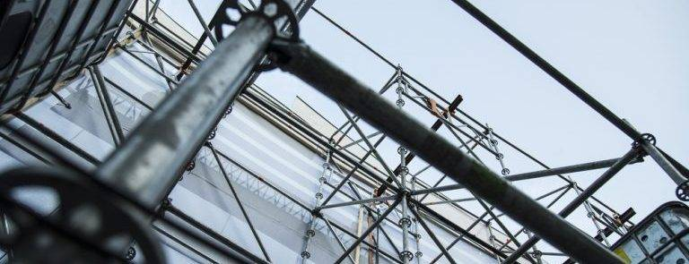 Scaffolding in Loughborough
