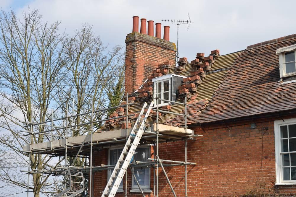 access scaffolding in derby