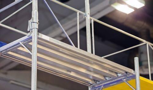 scaffolding in nottingham alloy tower