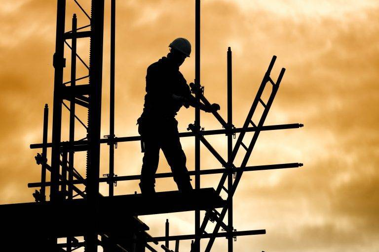Scaffolding in Staffordshire for Domestic, Industrial & Commercial Projects
