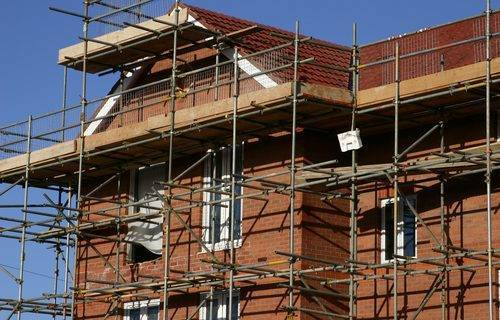 Scaffolding in Tamworth and the Rest of the Midlands