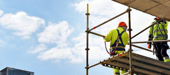 Choose the Safest Scaffolding in Loughborough this winter