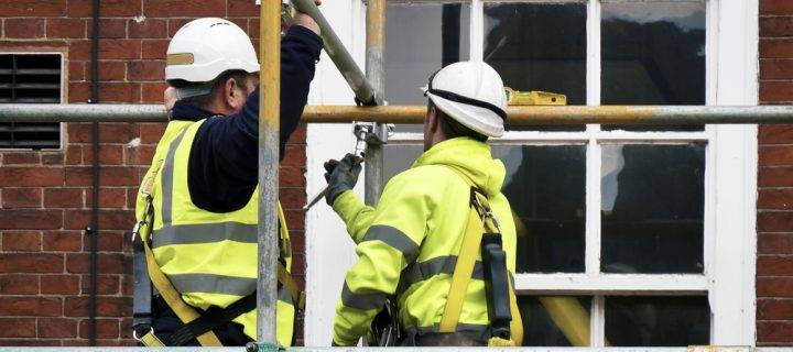 Access Scaffolding Throughout The Midlands