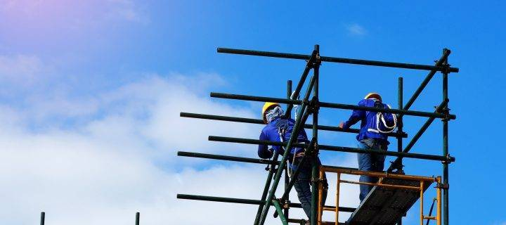 Wrap Up Warm Using Scaffolding This Winter