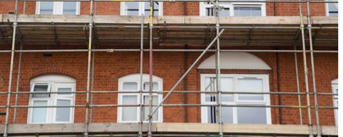 Scaffolding in Derbyshire by the Midlands Experts