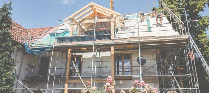 Scaffolding in Staffordshire For Your Loft Conversion