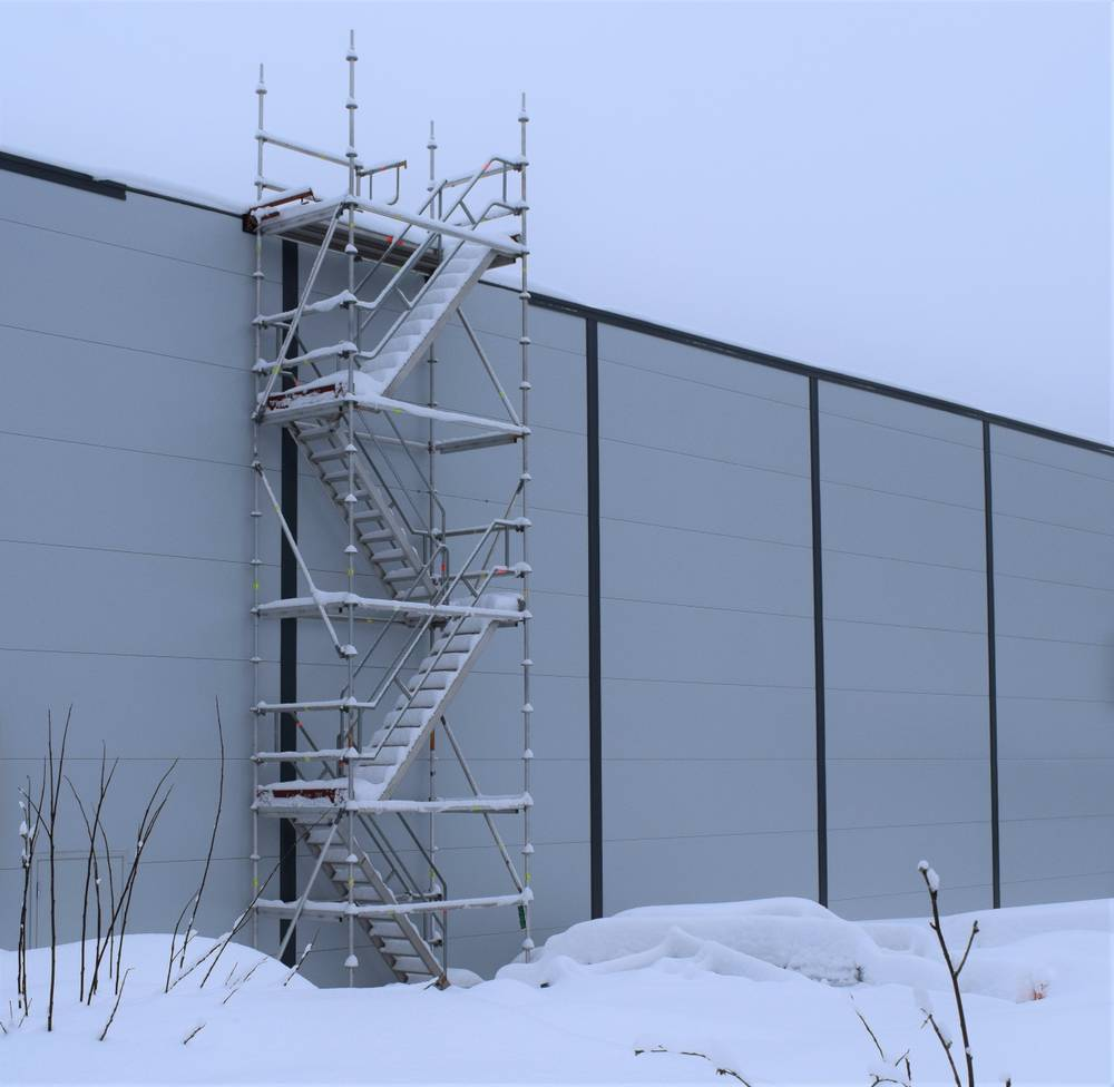 Safety Tips for Scaffolding in Winter