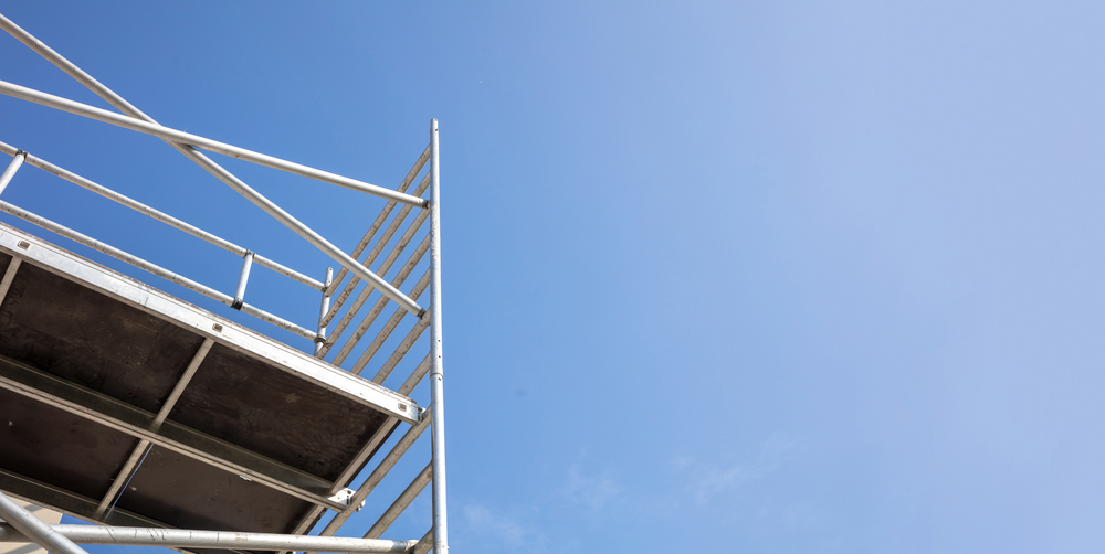 Improvement Projects that Need Scaffolding